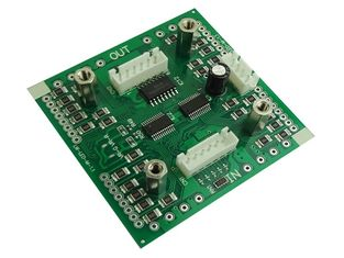 Cina OEM Audio Power Amplifier PCBA Circuit Board / Amplifier Circuit Board pemasok