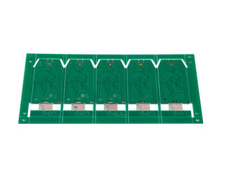 Cina 2 Lapisan High Efficiency Power Supply PCB 2-6 OZ Copper Blind Slot pemasok