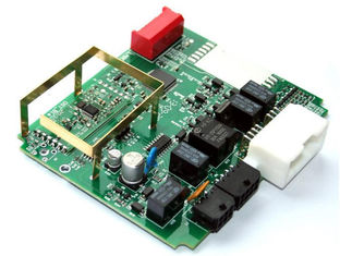 Cina Customized Prototipe PCB Assembly / Mechanical Parts Fabrication untuk Produk Selesai Elektronik pemasok