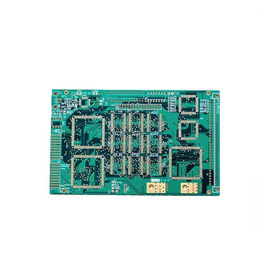 Cina Plating Emas Multilayer Pinted Circuit Boards Standalone Access Controller Audio Extractor pemasok