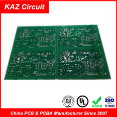 Cina 1.6mm FR4 Electronic Printed Circuit Board 94v0 1oz Copper HASL PCB pemasok