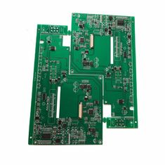 Cina HDI Bluetooth control pcb assembly Green Soldmask White Silkscreen pemasok