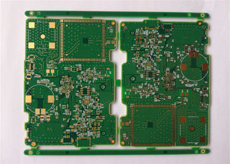 Cina Lead Free Multilayer PCB Board 1ENIG 2OZ FR4 Material 1.6mm Ketebalan OEM pemasok
