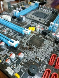 Cina SMT Quick Turn Mainboard Prototype PCB Assembly, Papan Sirkuit Multilayer pemasok
