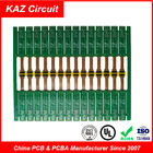 2 Papan PCB Board FR-4 & PI ENIG Rigid Flex Circuit Board 1.6 Mm 1 Tembaga Oz