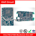 ENIG / HASL / OSP HDI Rapid Prototyping Pcb FR4 Multilayer Printed Circuit Board