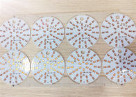 Aluminium LED Light PCB Board ENIG 1u '' Dalam Multiple Layers Untuk LED Bulb Light