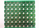 Rigid Flex Multilayer Printed Circuit Board ENIG / HASL Permukaan 1.6MM Tebal